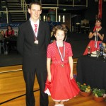 Karl and Molly placed in the presidents grade for the 2010 club champs