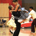 Ben and Lucy, Intermediate section for 2013 nationals