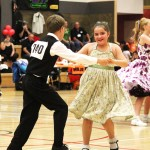 Jayden and Aroha, resricted section, 2013 nationals