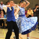 Jack and Lucy, Junior section, 2013 nationals