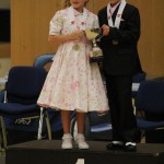 Joshua and Allexa, Winners of the junior section 2013 nationals