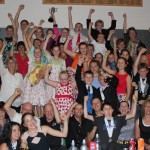 The huge group of supporters, competitors and parents that helped make it such a successful 2013 junior nationals, well done.