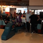 one of our social nights, this time it's bowling.
